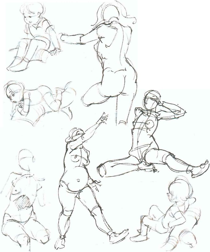 figure drawing - Google Search | Poses | Pinterest