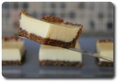 Lime Squares with Pistachio Graham Cracker Crust (adapted from Martha ...