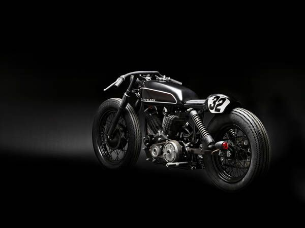 The Wrenchmonkees' Club Black #02  Sportster.
