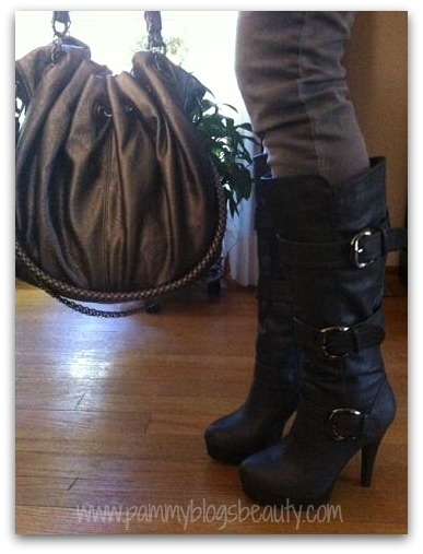 Shoe-Bag-Love: New JustFab Sept 2012 Boutique ~ Pammy Blogs Beauty