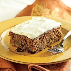 Never Fail Applesauce Spice Cake | Desserts | Pinterest