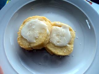 Lemony Slice and Bake Cookies | Cookies | Pinterest