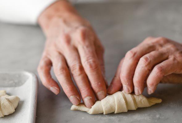 Flaky Croissants | Recipe