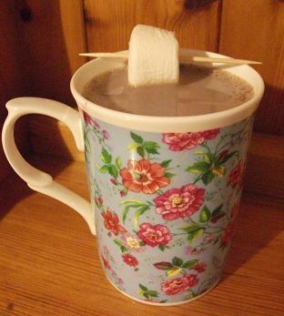 Maple Hot Chocolate | //Solo una copa...\ | Pinterest