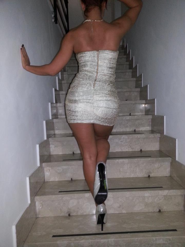 woman wearing dresses