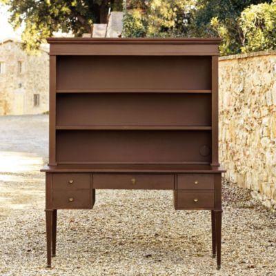 Desk With Hutch European Inspired Home Furnishings Ballard Designs