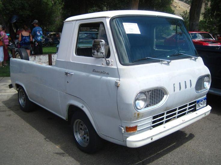 1961 ford econoline truck the auto fords board pinterest. Black Bedroom Furniture Sets. Home Design Ideas