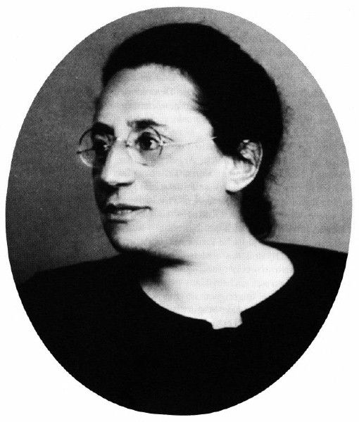 Pin by yovisto.com on Women in Science and Technology ... Emmy Noether