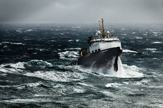 Pretty rough seas... | Ships, Rough Seas etc... | Pinterest