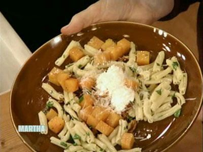 Pasta with Butternut Squash and Pecans Recipe | Cooking | How To ...
