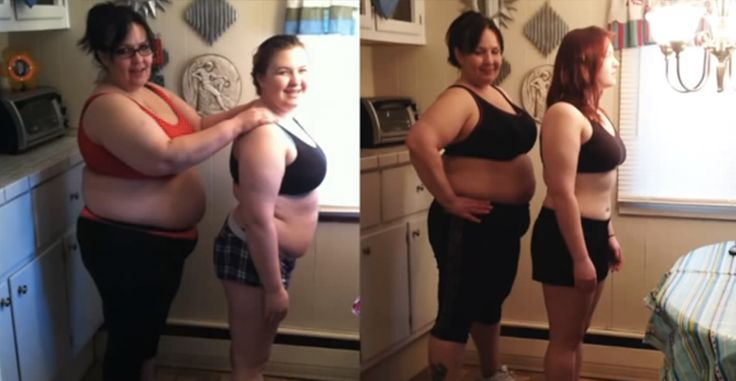 This Inspiring Weight-Loss Journey Will Remind You How Awesome Moms Really Are