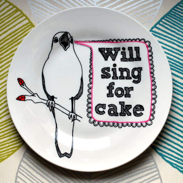 will sing for cake. me too.
