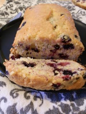 Blueberry orange bread | Bread, rolls and muffins | Pinterest