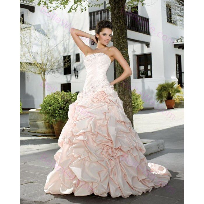 Robe rose  MARION AIME...  Pinterest
