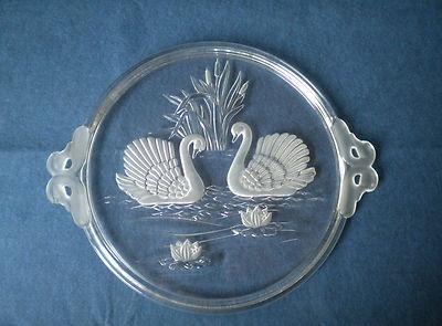 swan Cake Plate | White Swan / Black Swan / Swan Lake Ballet Party ...
