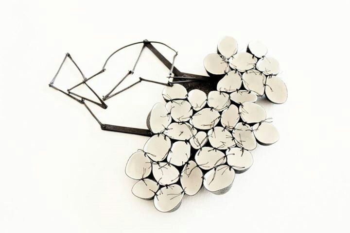 Niki Stylianou | Necklace, from Joia Barcelona exhibition