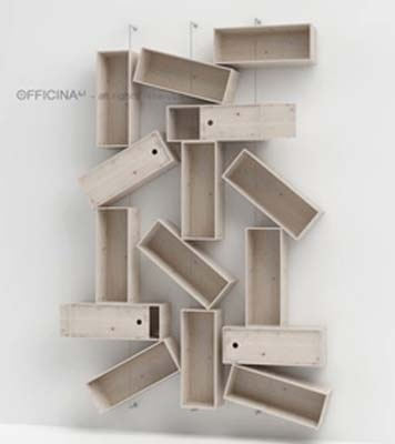 Adjustable Shelves Modular Shelving Ideas And Creative Storage Solut