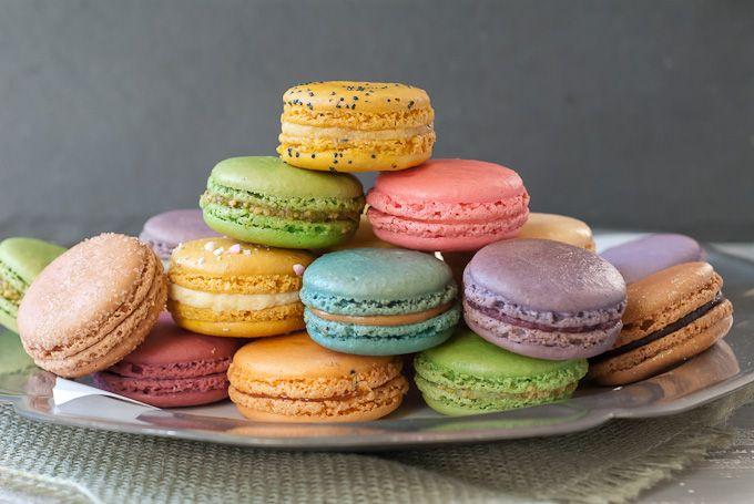 macarons | French Macarons | Pinterest