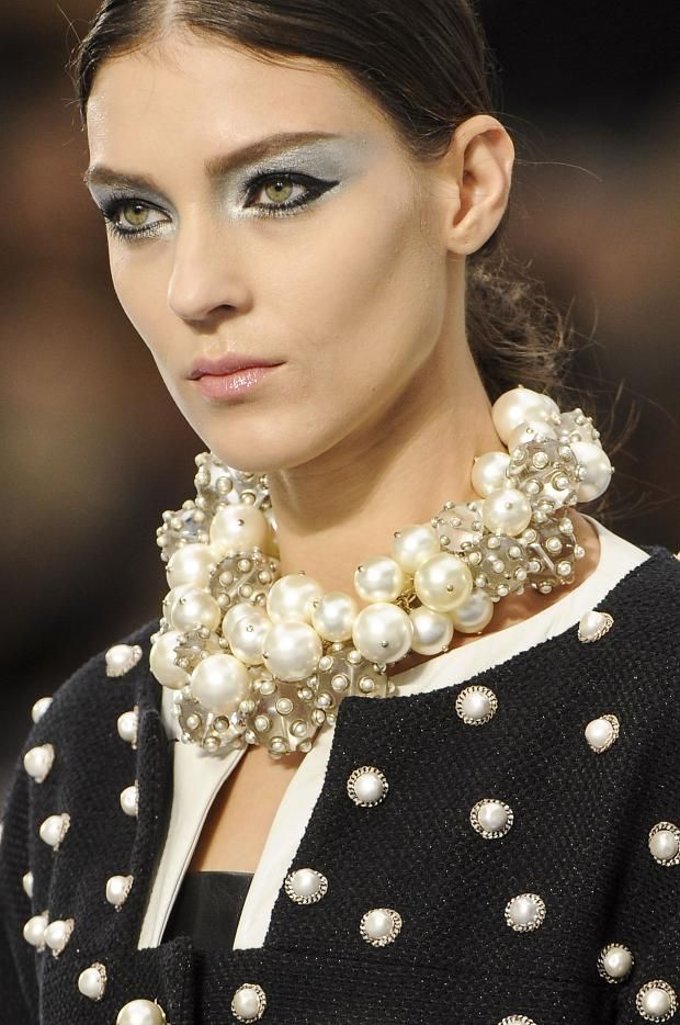 cool chic style fashion: Chanel spring / summer 2013 Paris fashion week (PFW)