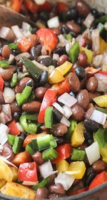 salad beans mexican bean salad recipe mexican three bean salad three ...