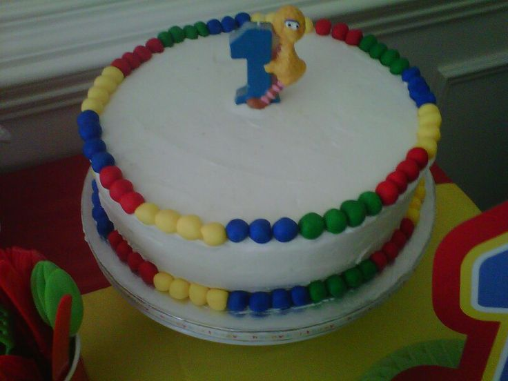 Images Of Cake For Son : My son s first birthday cake. Cakery Pinterest