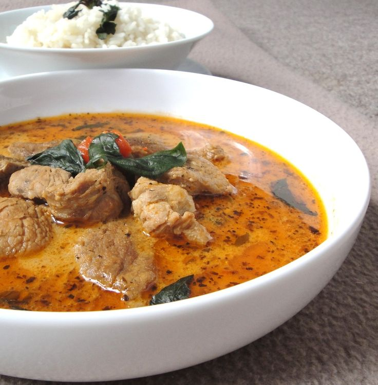 Thai red duck curry | Main Course - Poultry | Pinterest
