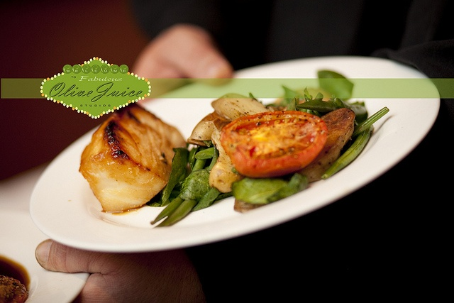 Miso Glazed Sea Bass by D'Amico Catering, via Flickr