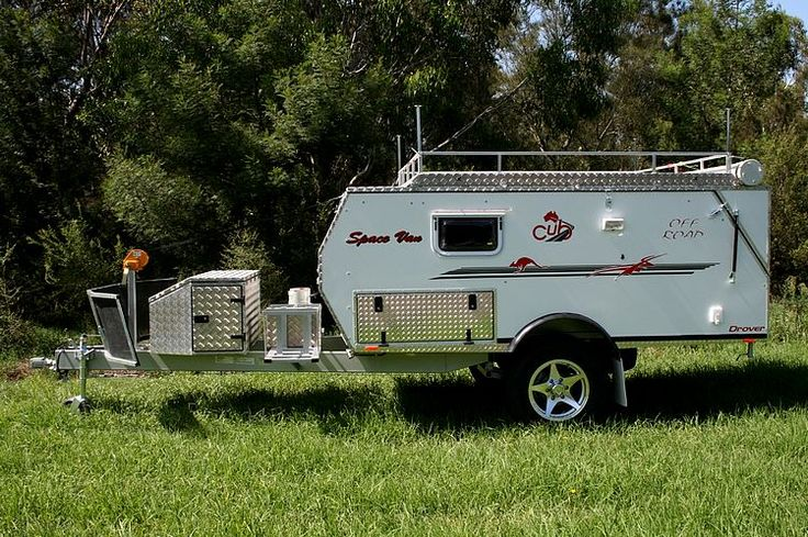 Bug Out Trailer Plans : Off road teardrop trailers
