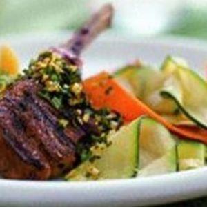 Lamb Chops With Mint Gremolata | MMMmmm Good.... | Pinterest
