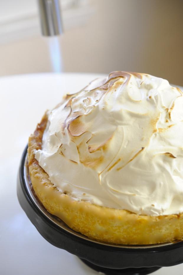 Deep Dish Pumpkin Meringue Pie | Pie and Tarts | Pinterest