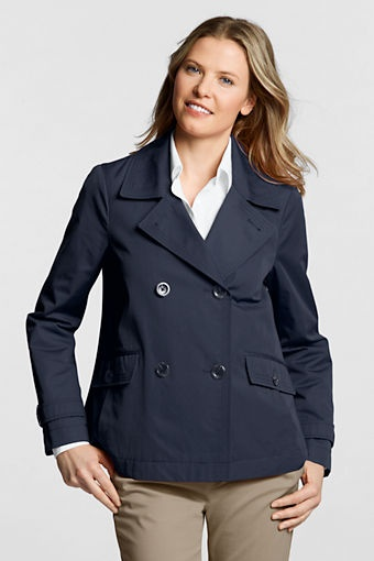 Rain Jacket from Lands' End