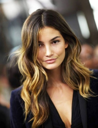 Hairstyles of Spring & Summer: Loose waves, ponytails, side sweeps