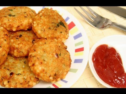 sabudana vada Indian potato fritter | Food to Make/Recipes | Pintere ...