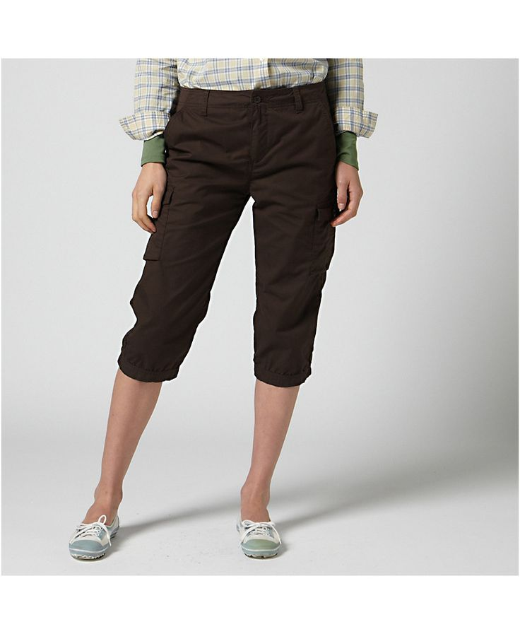 Beautiful Home Womens All Cropped Cargo Pants