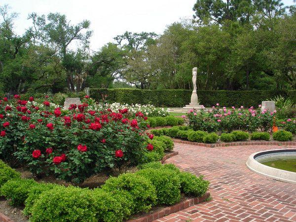 Rose Garden City Park Favorite Places New Orleans Pinterest
