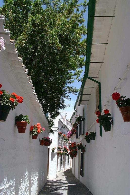 El Barrio de la Villa en Priego de Córdoba, un rincón con un encanto especial / Barrio de la Villa in Priego de Cordoba, a charming place