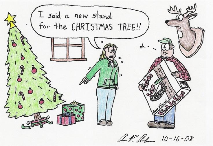 Christmas Cartoon Pics For Facebook
