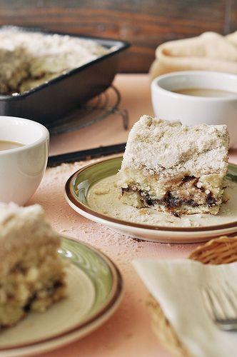 Cinnamon Sugar Coffee Cake | Good Food | Pinterest