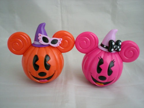 Mouse pumpkins