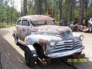 had one of these in a 4 door | Car...trucks | Pinterest