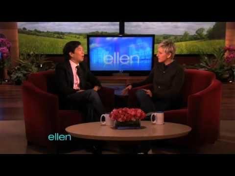 Ken Jeong On The Ellen Show | Video