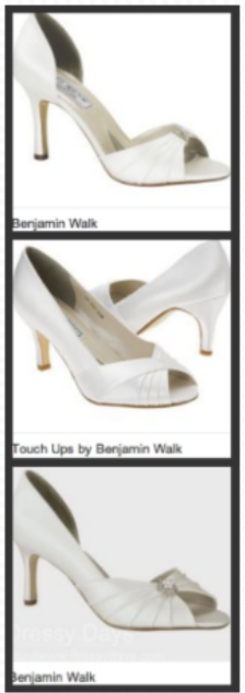these are all benjamin walk shoes ranging from $54-69. I like dem