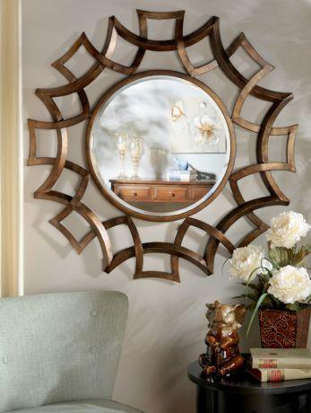 Minogue Mirror Kirklands Outoftheblue Home Pinterest