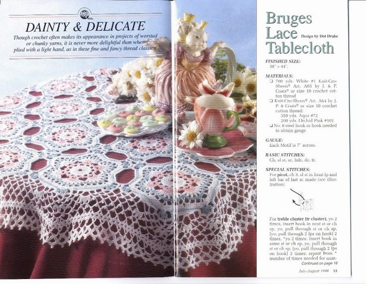 Annies Crochet Newsletter No. 94