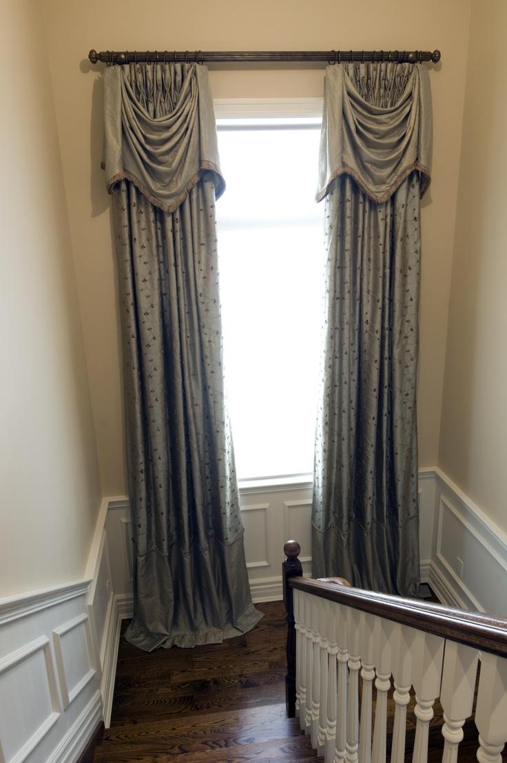 Hall landing window treatment bedrooms pinterest for Hall window design