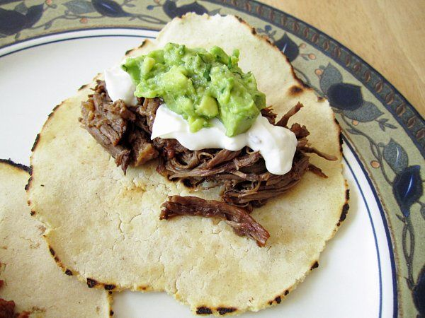 Mission: Food: Mexican Fiesta: Braised Beef Short Rib Tacos