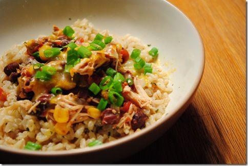 crock pot santa fe chicken | Crock Pot | Pinterest