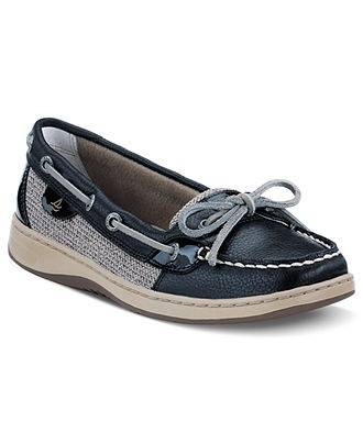 Sperry Top-Sider Womens Shoes, Angelfish Boat Shoes - Shoes - Macys