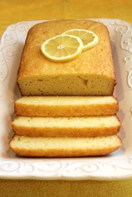 FRENCH YOGURT CAKE | Food and Drink | Pinterest