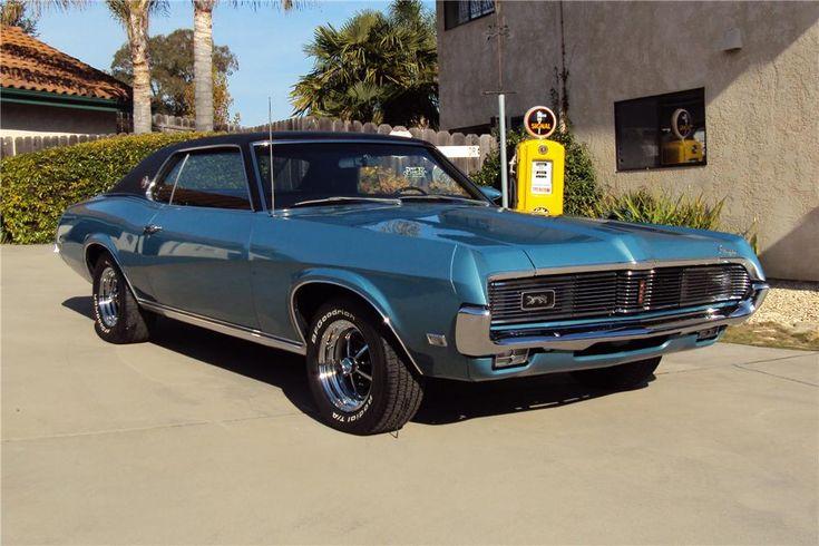 1969 MERCURY COUGAR Lot 1537 | Barrett-Jackson Auction Company